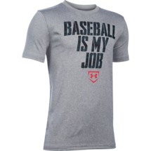 Youth Boys' Under Armour Baseball Is My Job T-Shirt