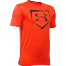 Youth Boys' Under Armour Diamond Logo T-Shirt