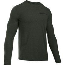 Men's Under Armour Charged Cotton Long Sleeve Shirt
