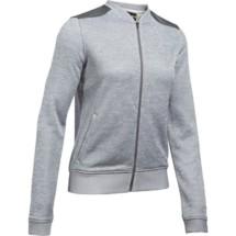 Women's Under Armour Storm Sweaterfleece Full Zip Bomber Jacket
