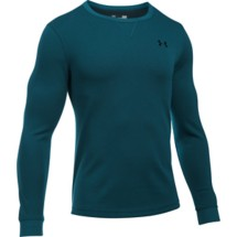 Men's Under Armour Waffle Crew Long Sleeve Shirt