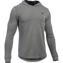 Men's Under Armour Waffle Long Sleeve Hoodie