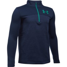 Youth Boys' Under Armour Expanse 1/4 Long Sleeve Zip