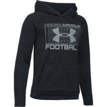 Youth Boys' Under Armour ARMOUR Fleece Football Hoodie