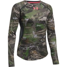 Women's Under Armour Scent Control Tech Long Sleeve Shirt