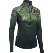 Women's Under Armour Scent Control Tech 1/4 Zip