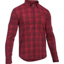 Men's Under Armour Victor Plaid Long Sleeve Shirt