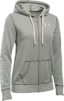 Women's Under Armour Favorite Fleece Full Zip Hoodie
