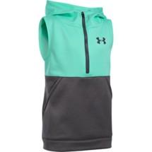 Youth Girls' Under Armour ARMOUR Fleece 1/2 Zip Vest