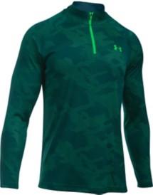 Men's Under Armour Tech Jacquard 1/4 Long Sleeve Zip
