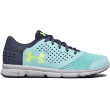 Youth Girls' Under Armour Micro G Rave Running Shoes