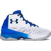 Youth Boys' Under Armour Longshot Basketball Shoes