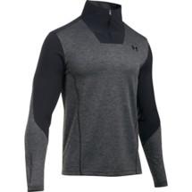 Men's Under Armour UA ColdGear Infrared Grid ½ Zip Shirt