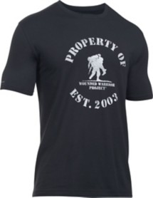 Men's Under Armour Freedom Property Of WWP T-Shirt
