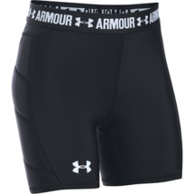 Youth Girls' Under Armour Slider Softball Short