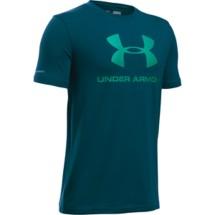 Youth Boys' Under Armour Sportstyle Logo T-Shirt