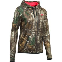 Women's Under Armour Icon Camo Hoodie