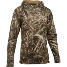 Men's Under Armour Storm Icon Camo Hoodie Tall