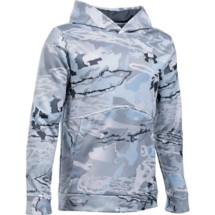 Youth Boys' Under Armour Icon Camo Hoodie