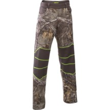Youth Boys' Under Armour Scent Control Fleece Pants