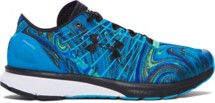 Men's Under Armour Charged Bandit 2 Psychedelic Running Shoes