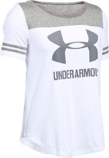 Women's Under Armour Graphic Baseball T-Shirt