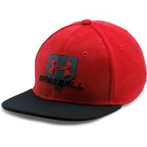 Youth Boys' Under Armour Baseball Embossed Cap