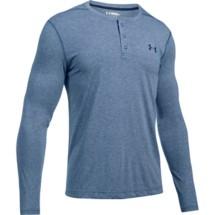 Men's Under Armour Threadborne Henley Long Sleeve Shirt