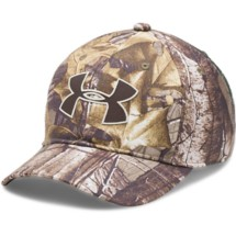 Youth Boys' Under Armour Camo Hunting Cap