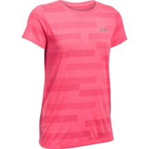 Women's Under Armour Threadborne Train Jacquard T-Shirt