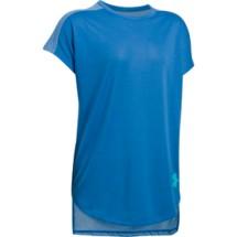 Youth Girls' Under Armour Threadborne Play Up T-Shirt
