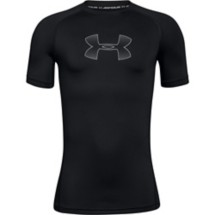 Youth Boys' Under Armour HeatGear ARMOUR Fitted Tank