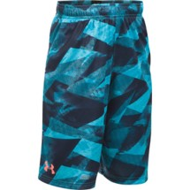 Youth Boys' Under Armour SC30 Essentials Printed Basketball Short
