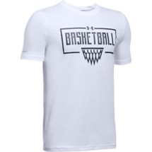 Youth Boys' Under Armour Basketball T-Shirt