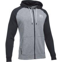 Men's Under Armour Sportstyle Fleece Full Zip Hoodie
