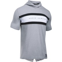 Men's Under Armour SC30 Splash Short Sleeve Hoodie
