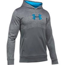 Men's Under Armour Storm Armour® Fleece Logo Twist Hoodie
