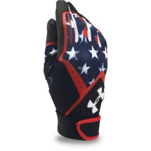 Youth Boys' Under Armour Clean Up Baseball Batting Gloves
