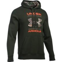 Men's Under Armour Rival Fleece Camo Logo Sweatshirt