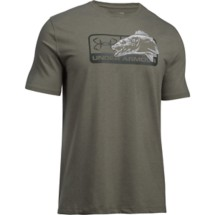Men's Under Armour Walleye Pill Fishing T-Shirt