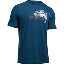 Men's Under Armour Bass Pill Fishing T-Shirt