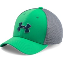 Youth Boys' Under Armour Classic Mesh Golf Cap