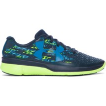 Youth Boys' Under Armour CluthFit RebelSpeed Graphic Running Shoes