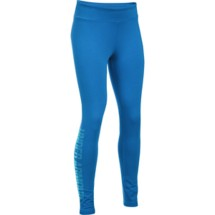 Youth Girls' Under Armour Favorite Knit Graphic Tight