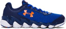 Youth Boys' Under Armour Micro G Spine Disrupt TCK Running Shoe