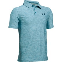 Youth Boys' Under Armour Playoff Golf Polo