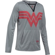 Youth Girls' Under Armour Alter Ego Wonder Woman Tech Hoodie