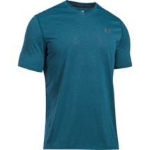 Men's Under Armour Threadborne Striped V-Neck T-Shirt