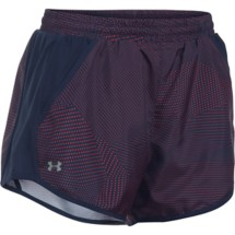 Women's Under Armour Printed Fly-By Short