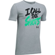Youth Boys' Under Armour I Call The Shots T-Shirt